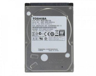 Жорсткий диск Toshiba 2.5 1Tb MQ01ABD100, б/в