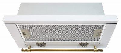 Luxor Fantom 2m V 60 WH KUP+ гофротруба в комплекте белый