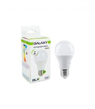 Светодиодная лампа Galaxy LED А60 Е27 8W 3000K