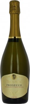 Вино игристое Tenuta Berni Prosecco Vino Spumante DOC белое экстра сухое 0.75 л 11% (8010719007940)