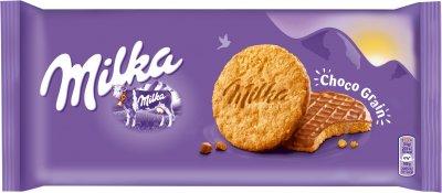 Печенье Milka ЧокоГрейнс 168 г (7622210893031)