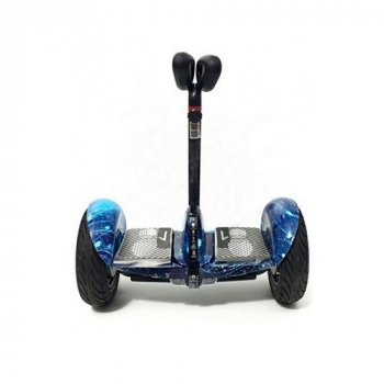 "Гироскутер Сигвей MiniRobot Mini Звездное небо 10.5"" (6143834)"