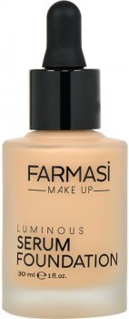 Сияющая тональная сыворотка Farmasi 02 - натуральный 30 мл (1302707) (ROZ6400104432)