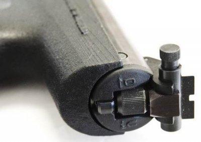 Пневматичний пістолет Байкал ІЖ-53М