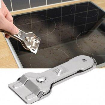 Скребок для стеклокерамических плит