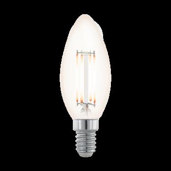 Світлодіодна лампа Eglo 11708 E14 LED C35 3.5 W 2200K