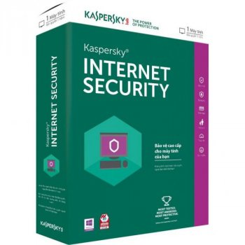Антивірус Kaspersky Internet Security 2018 Multi-Device 2 ПК 1 рік Base (DVD-Box (5060486858170)