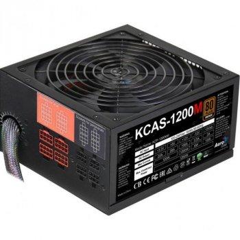 Блок живлення AeroCool 1200W KCAS-1200М (KCAS-1200М)
