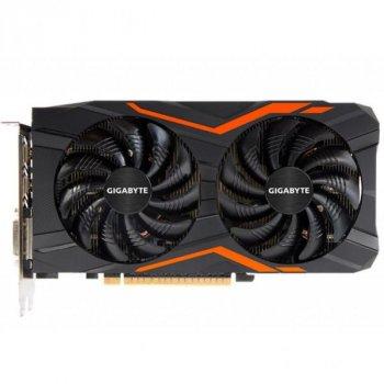 Відеокарта GIGABYTE GeForce GTX1050 Ti 4096Mb G1 GAMING (GV-N105TG1 GAMING-4GD)