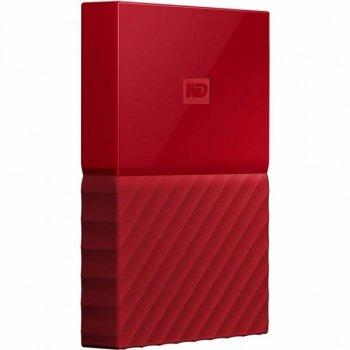 Зовнішній жорсткий диск 2.5 quot; Western Digital 2TB (WDBS4B0020BRD-WESN)
