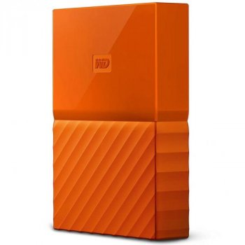 Зовнішній жорсткий диск 2.5 quot; 4TB Western Digital (WDBYFT0040BOR-WESN)