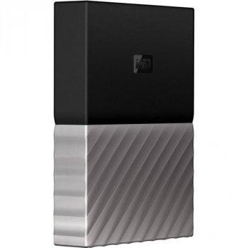 Зовнішній жорсткий диск 2.5 quot; 4TB Western Digital (WDBFKT0040BGY-WESN)