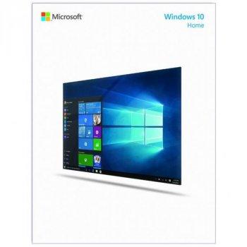 Операционная система Microsoft WIN HOME 10 32-bit/64-bit All Lng PK Lic OnlineDwnLd Конверт (KW9-00265-ESD)