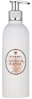 Лосьон для тела Vivian Gray Vivanel Грейпфрут и ветивер 300 мл (4250120780320)