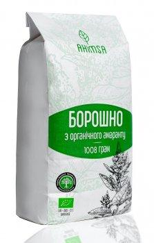 Мука амарантовая органическая 1008 г Ahimsa