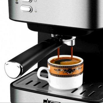 Кофемашина DSP Espresso Coffee Maker KA-3028 полуавтоматическая с капучинатором