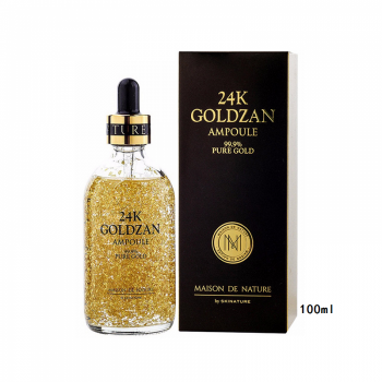 Антивозрастная сыворотка 24K GoldZan Для всех типов кожи 100 мл