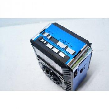 Радиоприемник Golon RX-9133 SD/USB с фонарем BLUE (DM00105)