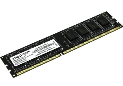 Пам'ять DDR3 RAM 4GB AMD 1600MHz PC3-12800 (R534G1601U1S-U)