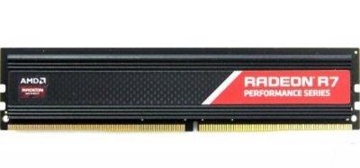 Пам'ять DDR4 RAM 8GB AMD 2400MHz RADEON R7 (R748G2400U2S-U)