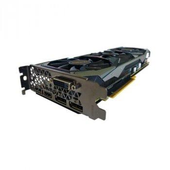 Manli GeForce GTX 1080 Ti Gallardo with RGB Lights (M-NGTX1080TIG/5RIHDPPP-F372G)