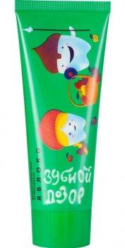 Зубная паста детская Modum 32 жемчужины Зубной дозор Яблоко 75 мл (А001-417)