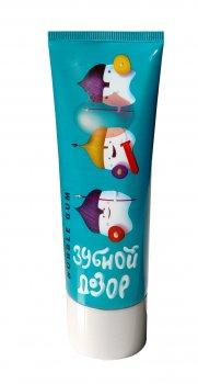 Зубная паста детская Modum 32 жемчужины Зубной дозор Bubble Gum 75 мл (А001-418)