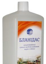 Бланидас - концентроване лужний засіб для видалення жирів з підлоги, 1 л