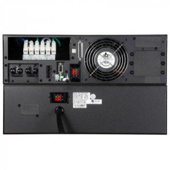 Джерело безперебійного живлення Powercom VRT-6000 RM, 5400Вт (VRT-6000)