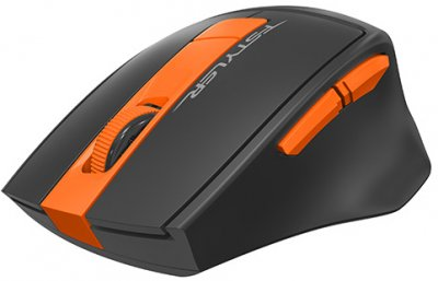 Миша A4Tech FG30 Wireless Orange (4711421942539)