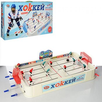 Настільна гра Хокей Play Smart 0704 на штангах