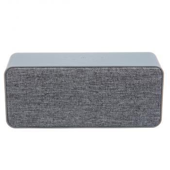 Портативна Колонка з Bluetooth сіра 16 см Usik (USUS4710000000000403)