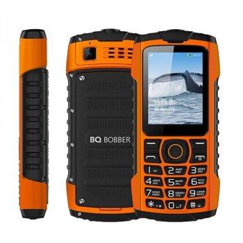 Мобильный телефон BQ 2439 UA Bobber Orange