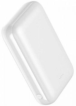 УМБ Baseus Mini JA Power Bank 10000 mAh White (PPJAN-A02)
