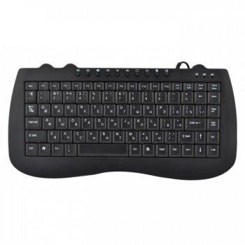 Клавиатура мини проводная USB 44598