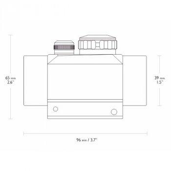 Приціл коліматорний Hawke RD1x30M WP (9-11mm) new