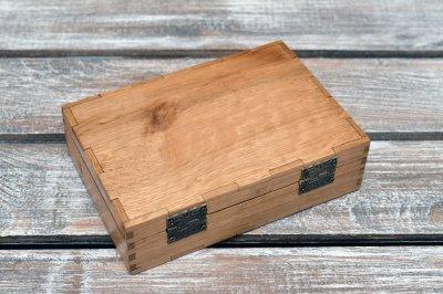 Дубова коробка. (А00804)