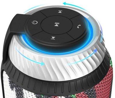 Портативна акустика Tronsmart Element T6 Portable Bluetooth Speaker Camouflage (1190_19)