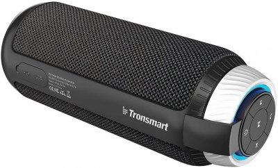 Портативна акустика Tronsmart Element T6 Portable Bluetooth Speaker Black (1190_19)