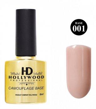 База HD Hollywood Камуфляжная № 001 8 мл (HD-001) (2200500080016)