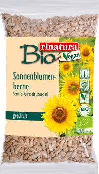 Насіння соняшнику Rinatura органічне 250 г (4013200255343)