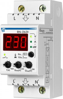 Автомат защиты VOLT CONTROL РН-263Т