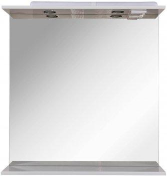 Зеркало AQUA RODOS Ассоль с подсветкой 80 см