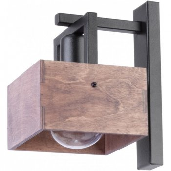 Настінний світильник Sigma 31752 Dakota Brown