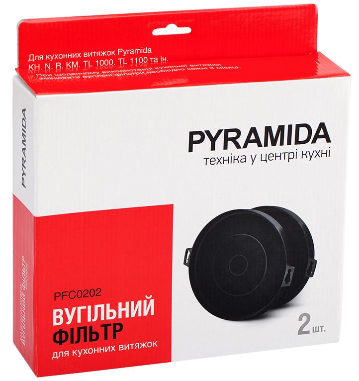 Фільтр вугільний PYRAMIDA PFC0202/R