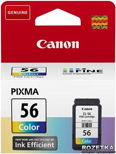 Картридж Canon CL-56 PIXMA Ink Efficiency Color