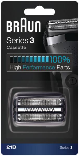 Ніж змінний + сіточка для бритв BRAUN Series 3 21B