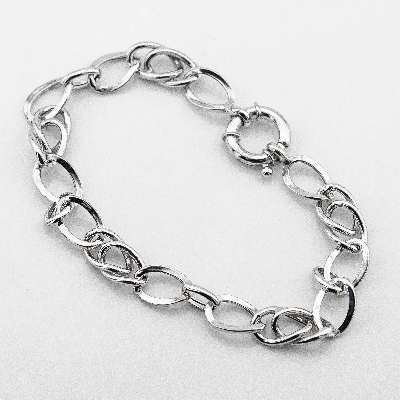 Серебряный браслет b15804 Диамант, 21 размер