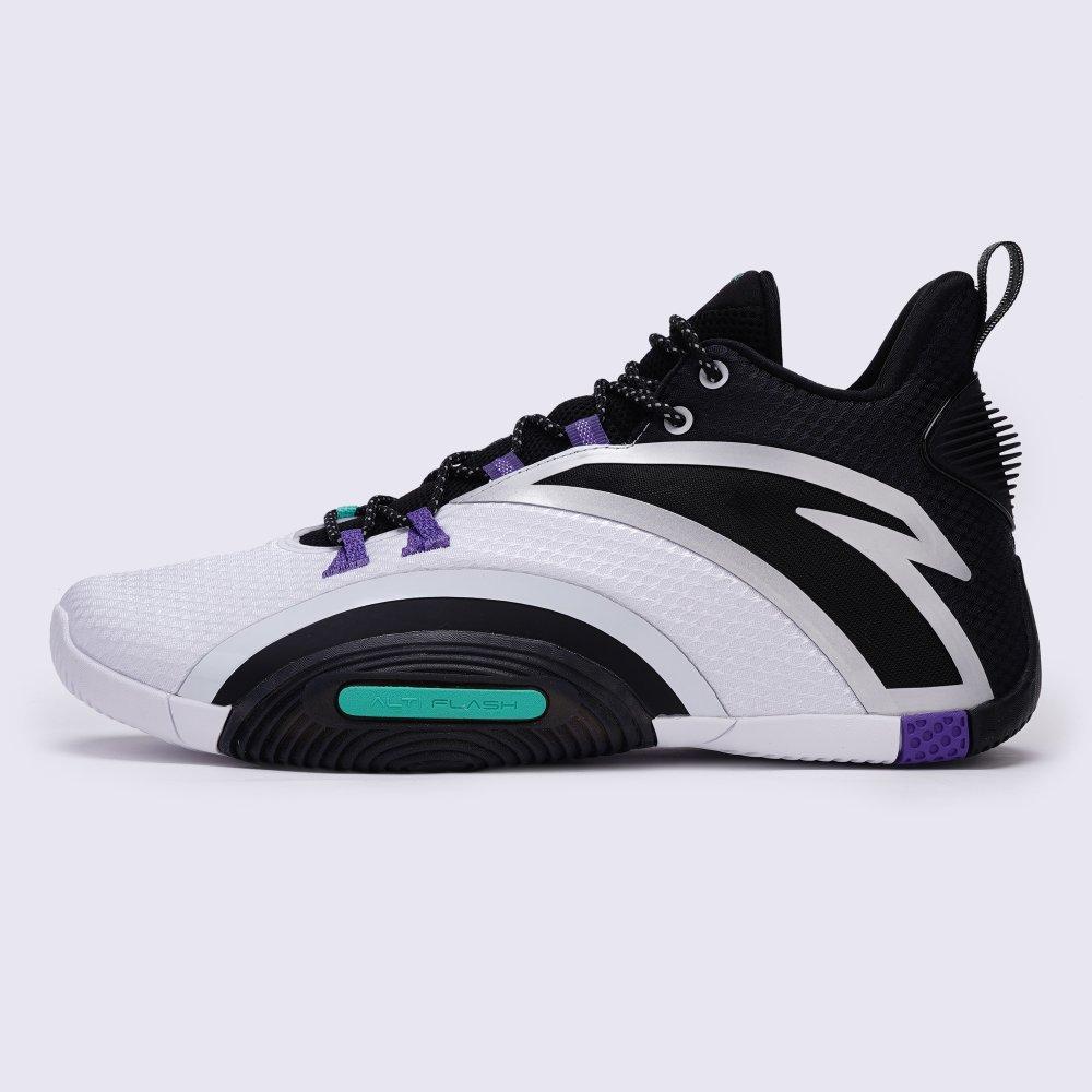 Мужские кроссовки Anta Basketball Shoes Белый, Черный 42,5 (ant812111602-2)