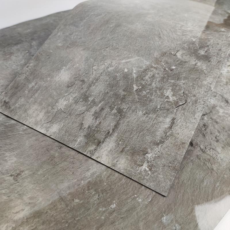 Sticker Wall / Самоклеящаяся виниловая плитка серебристый мрамор 1 м.кв.